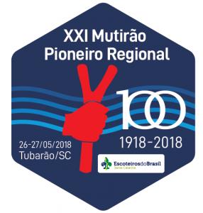 XXI Mutirão Pioneiro Regional (Tubarão)